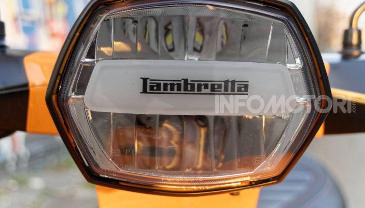 Prova Lambretta V 200 Special, il Lambro torna a scorrere su due ruote - Foto 8 di 25
