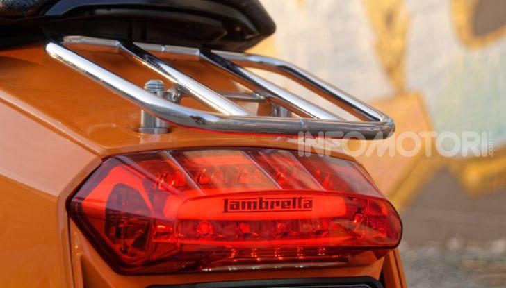 Prova Lambretta V 200 Special, il Lambro torna a scorrere su due ruote - Foto 9 di 25