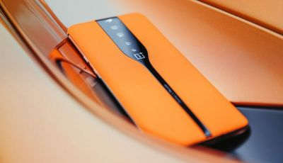 OnePlus Concept One: lo smartphone McLaren con le fotocamere invisibili