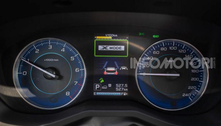 [VIDEO] Prova Subaru XV e-Boxer 2020: la gamma si elettrizza - Foto 10 di 33