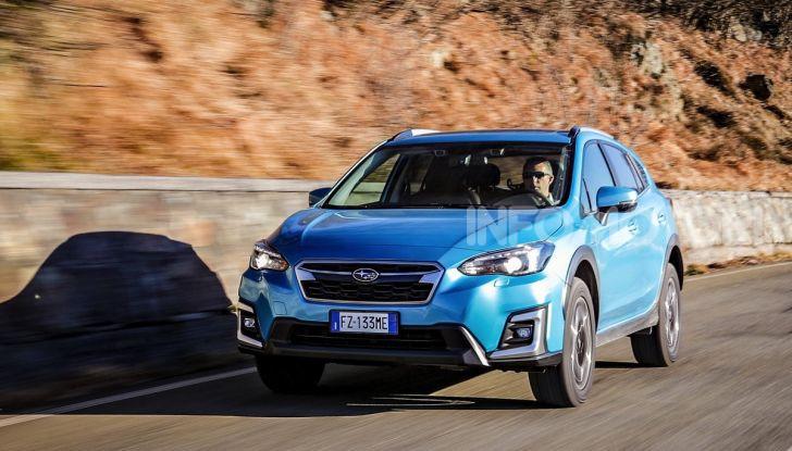 [VIDEO] Prova Subaru XV e-Boxer 2020: la gamma si elettrizza - Foto 21 di 33
