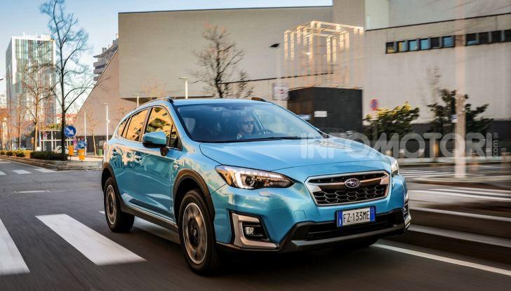 [VIDEO] Prova Subaru XV e-Boxer 2020: la gamma si elettrizza - Foto 32 di 33