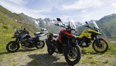 Tutte le novità Suzuki al Motor Bike Expo 2020