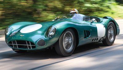 Aston Martin V12 Speedster: torna il mito della DBR1