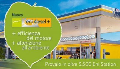 Eni multata con 5 milioni di Euro per la pubblicità ingannevole del Green Diesel