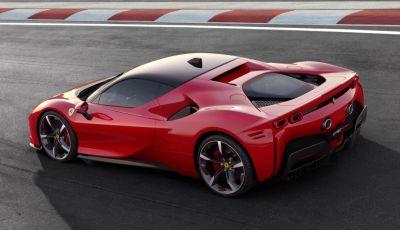 Ferrari elettrica: a Maranello ci sono già i primi brevetti