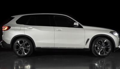 BMW X5 Timeless Edition: mai così elegante