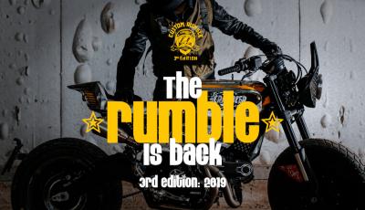 Custom Rumble: aperte le votazioni per la custom Scrambler Ducati più bella