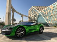 GFG Style 2030, il SUV elettrico super sportivo