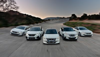 [VIDEO] La prova su strada di tutta la gamma Plug-In Hybrid di Peugeot