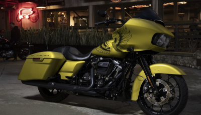 Harley-Davidson: nuova livrea per il Road Glide Special