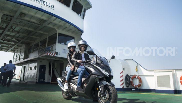 Kymco AK 550 ABS MY 2020: il maxi scooter ancora più potente e tecnologico - Foto 2 di 11