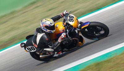 Semaforo verde per la stagione 2020 del Moto Guzzi Fast Endurance