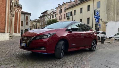Nissan Leaf e+ 62 kWh prova su strada: prestazioni, autonomia e prezzi