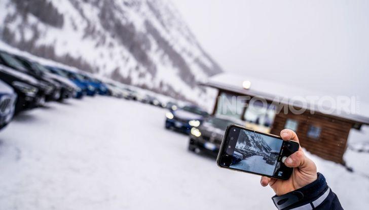 [VIDEO] Il test della nuova BMW X6 2020 sulla neve di Livigno - Foto 18 di 25