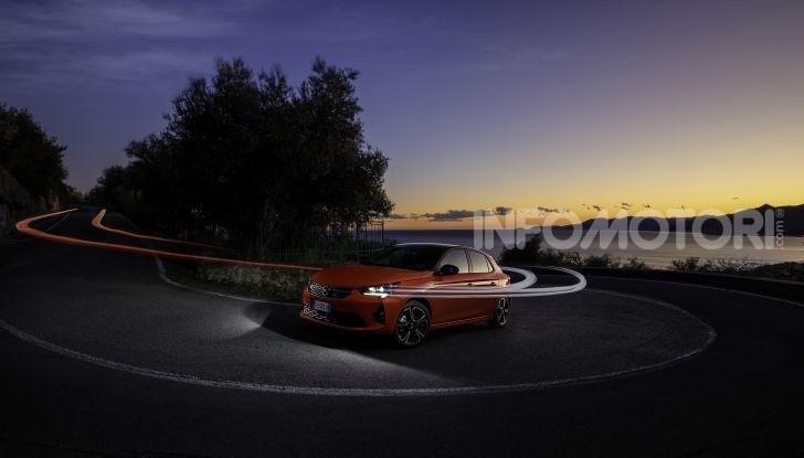 Nuova Opel Corsa, provati su strada i nuovi fari IntelliLux LED matrix - Foto 9 di 9