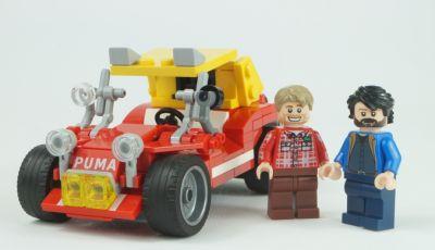 Dune Buggy di Bud Spencer e Terence Hill: arriva la versione LEGO Ideas