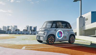 Citroën Ami: la piccola citycar elettrica protagonista della Milano Design City