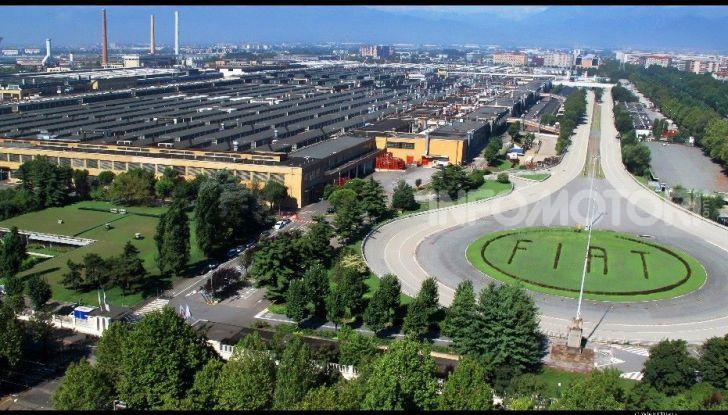 FCA Mirafiori Torino 2020