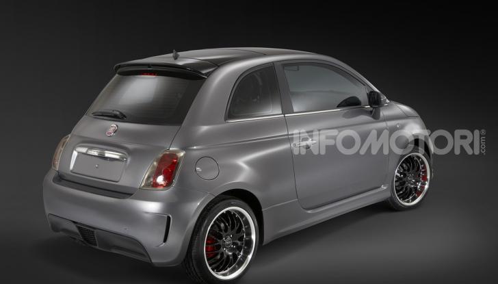 Fiat 500 BEV