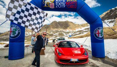 Grand Road Italia 2020: 700 km da Cortina a Portofino