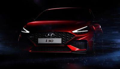 Nuova Hyundai i30 2020, prime immagini e dettagli