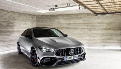 Mercedes CLA Shooting Brake 2020: a giugno arriva anche la versione ibrida