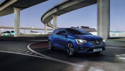 Nuova Renault Megane 2020: prestazioni, tecnologia e motori ibridi