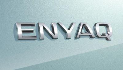 Skoda Enyaq, il prossimo SUV elettrico della Casa ceca