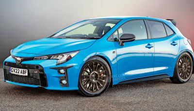 Toyota GR Corolla: 250 cavalli in arrivo nel 2023