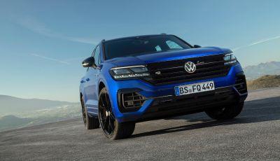 Volkswagen Touareg R 2020 in versione ibrida al Salone di Ginevra
