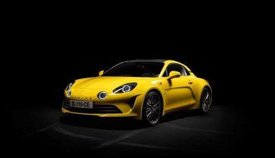 Alpine A110 Legend GT: eleganza e potenza in edizione limitata