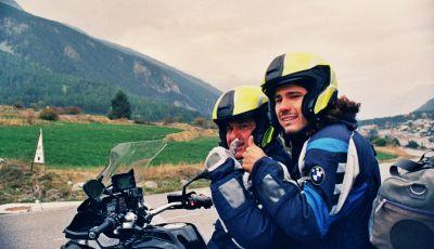 """BMW Motorrad Italia partner del film """"Se ti abbraccio non aver paura"""""""