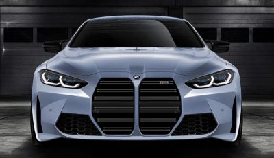 BMW M4 MY 2020: nuovo frontale e prestazioni al top