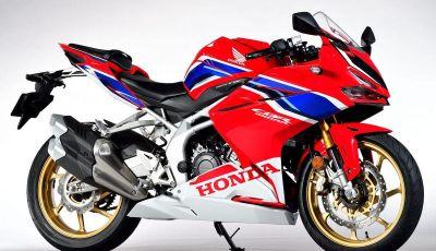 Honda CBR 250 RR 2020, dati e prezzo della mini Fireblade