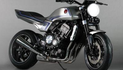 Honda CB-F Concept: i rendering della (possibile) versione definitiva