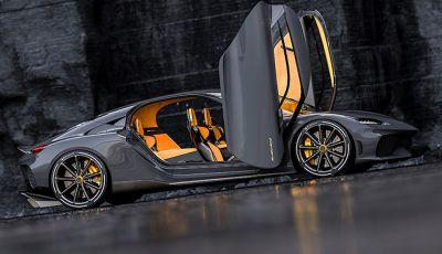 Koenigsegg Gemera: la gran turismo da 1.700 CV