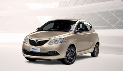 Lancia Ypsilon EcoChic Hybrid: compatta, stilosa e parca nei consumi