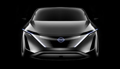 Nissan Ariya: la concept che si ispira ai cavalieri