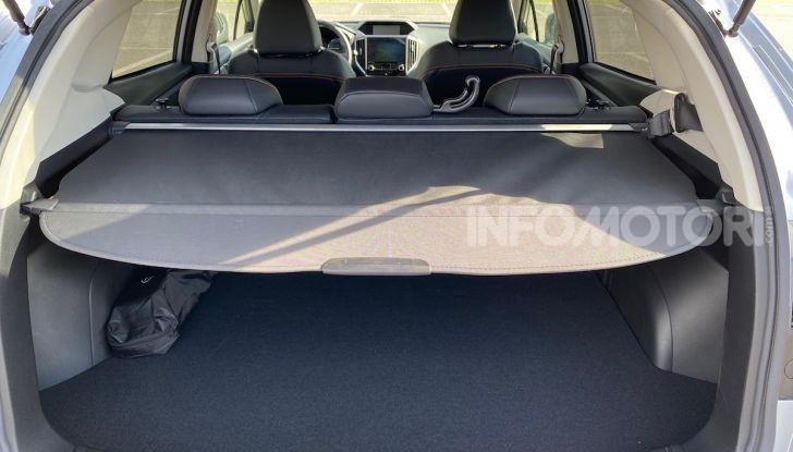 Prova su strada Subaru XV e-Boxer: il crossover compatto - Foto 10 di 32