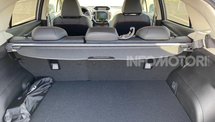 Prova su strada Subaru XV e-Boxer: il crossover compatto - Foto 11 di 32