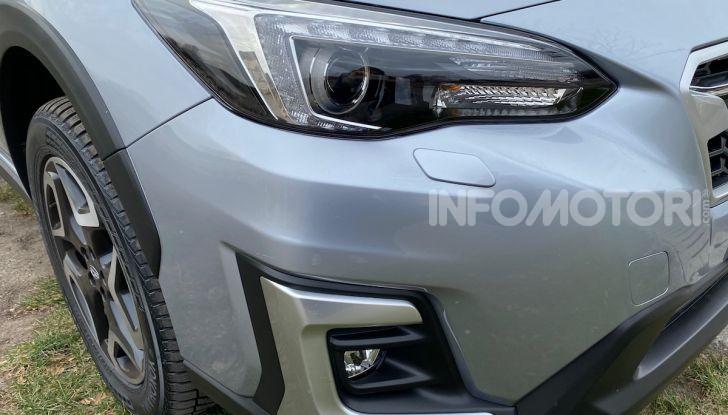 Prova su strada Subaru XV e-Boxer: il crossover compatto - Foto 19 di 32