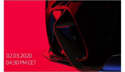 [VIDEO] Alfa Romeo Giulia GTA: appuntamento oggi alle 16.30