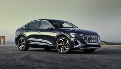 Audi e-tron Sportback Edition One: unicità e prestazioni in versione limitata