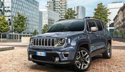 Jeep Renegade ancora più conveniente con la promo anti Coronavirus