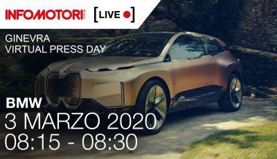 [LIVE] BMW al Salone di Ginevra 2020 con Concept i4 e tanto Plug-In