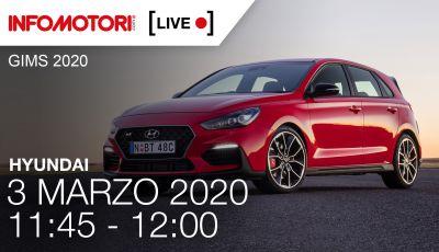 [LIVE] Hyundai presenta con il Virtual Press Conference le nuove i20 ed i30 2020