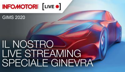 Il Salone di Ginevra 2020 sarà in LIVE Streaming e potrebbe cambiare le cose