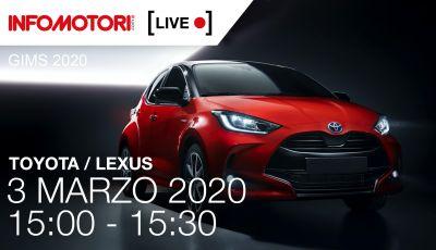 [LIVE] Toyota presenta il nuovo B-SUV su base Yaris e la nuova Mirai a idrogeno