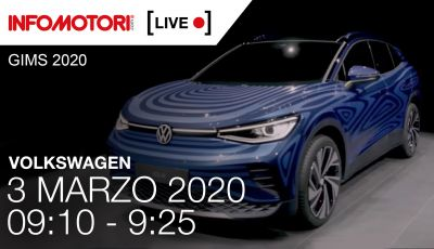 [LIVE] La presentazione in diretta Streaming della Volkswagen a Ginevra 2020
